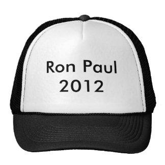 Ron Paul 2012 Boné