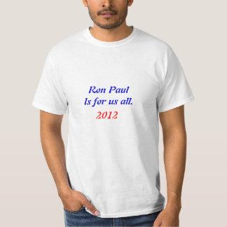 Ron Paul Camisetas
