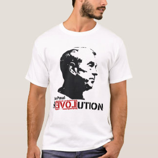Ron Paul Obama 2012 Mccain Palin 2012 Camiseta