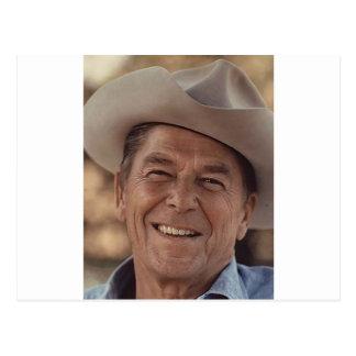 Ronald Reagan Cartão Postal