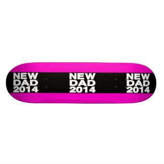 Rosa 2014 do Lg do novo papai Skate