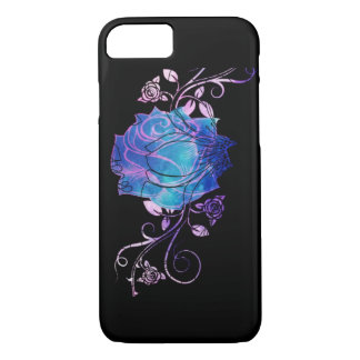Rosa do azul capa iPhone 8/7