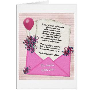 Rosa do cartão de memórias
