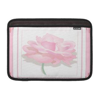 Rosa do rosa bolsas de MacBook