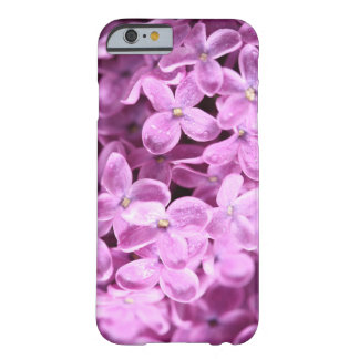 Rosa floral capa barely there para iPhone 6