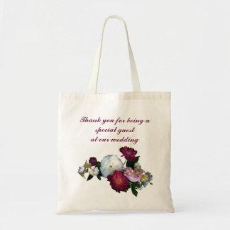 Rosas antigos que Wedding o favor Bolsas