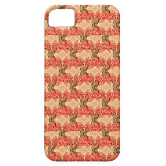 Rosas da couve da treliça capa para iPhone 5