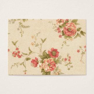 rosas de COM do imagem Cartão De Visitas
