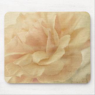 rosas desvanecidos mouse pad