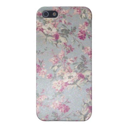 Rosas no azul capas iPhone 5