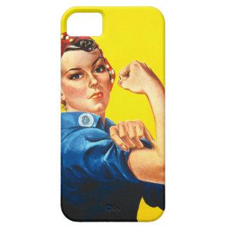 Rosie do rebitador o exemplo do iPhone 5 de There™ Capas Para iPhone 5