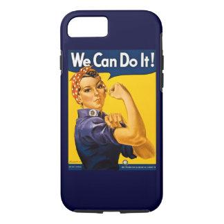 Rosie o rebitador nós podemos fazê-lo vintage capa iPhone 7