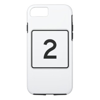 Rota 2 de Massachusetts Capa iPhone 8/7