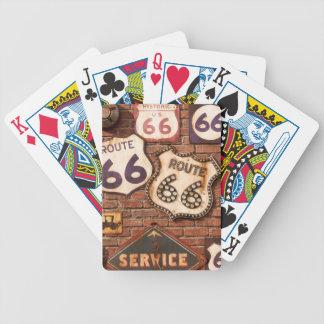 Rota 66 jogos de baralho