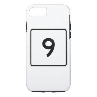 Rota 9 de Massachusetts Capa iPhone 7