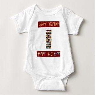 Roteiro de HappyBirthday - alfabeto ALFA T-shirts