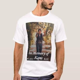 Roupa de RIPKonzV - levantada Tshirts