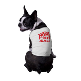 """Roupa do animal de estimação de """"HomeFor.Sale"""" Camisa Sem Mangas Para Cachorro"""