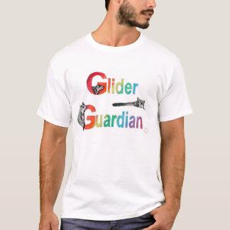 Roupa do guardião do planador camiseta