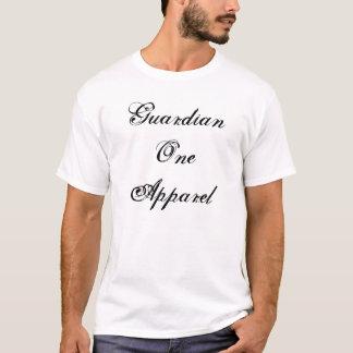 Roupa do guardião um camisetas