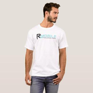 Roupa dos homens camiseta
