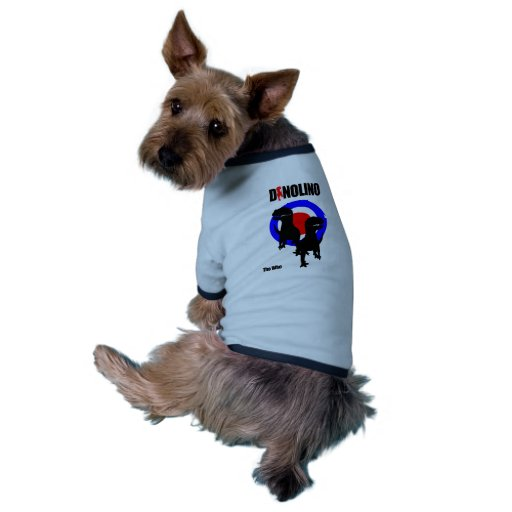 Roupa para Pet! Dinolino Sauro Underground Camiseta Para Cães