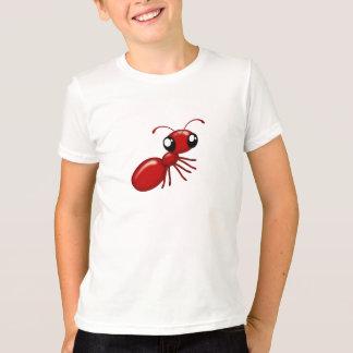 Roupa unisex da juventude da formiga vermelha t-shirts
