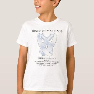 RPG_Rings do casamento T-shirts