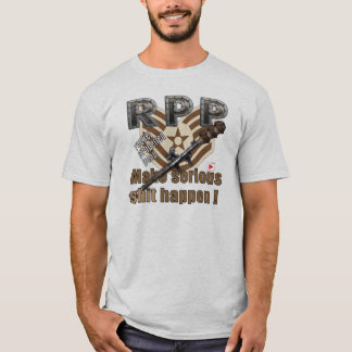 RPP - tombadilho propelido foguete Camiseta
