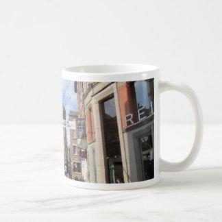 Rua de Mathew em Liverpool Caneca De Café