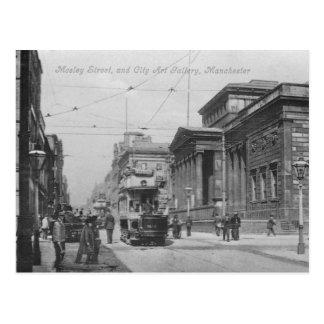 Rua de Mosley Cartão Postal
