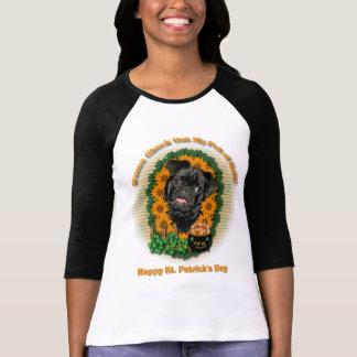 Rua Patricks - pote de ouro - Pug - Ruffy T-shirt