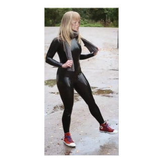 Rubber outdoor