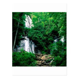 Rubi Chattahoochee Geórgia de Anna da cachoeira