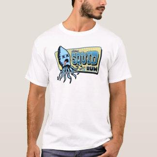 Rum do calamar t-shirts