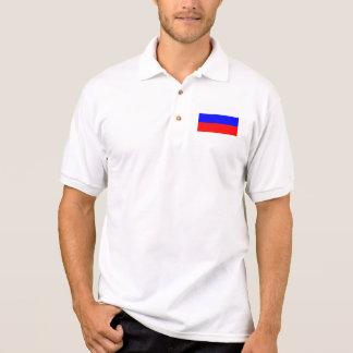 Rússia T-shirt Polo