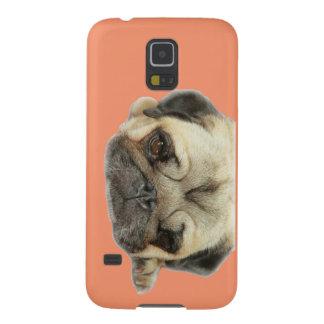 s5 Pug style Capas Par Galaxy S5
