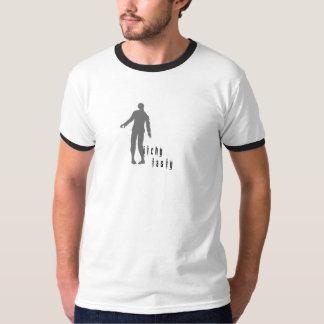 Saboroso Itchy mau residente T-shirts