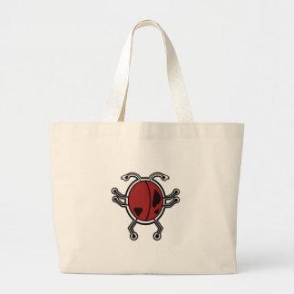 saco básico do lovebug sacola tote jumbo