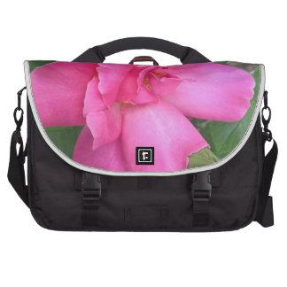 Saco bonito do laptop do rosa do rosa pasta para laptop