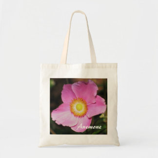 Saco cor-de-rosa da anêmona bolsa para compra
