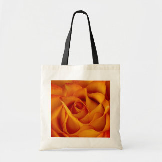 Saco cor-de-rosa da flor sacola tote budget