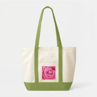 Saco cor-de-rosa de Mams Sacola Tote Impulse