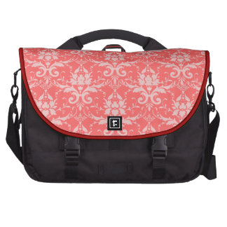 saco cor-de-rosa do laptop do melão pastas para laptop
