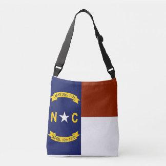 Saco da bandeira, North Carolina Bolsa Ajustável
