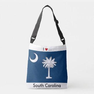Saco da bandeira, South Carolina Bolsa Ajustável