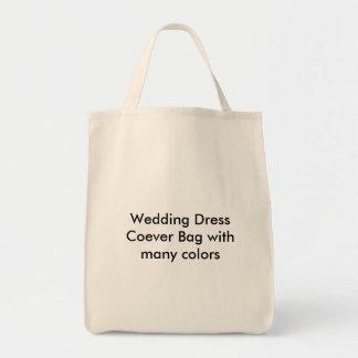 Saco de Coever do vestido de casamento com muitas  Bolsa