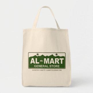 Saco de compras do Al-Mercado Bolsa Tote