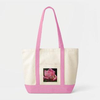 Saco de Kordes Perfecta do rosa do rosa Sacola Tote Impulse