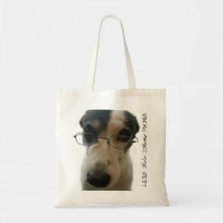 Saco deve astutamente fazer leitura bolsas para compras